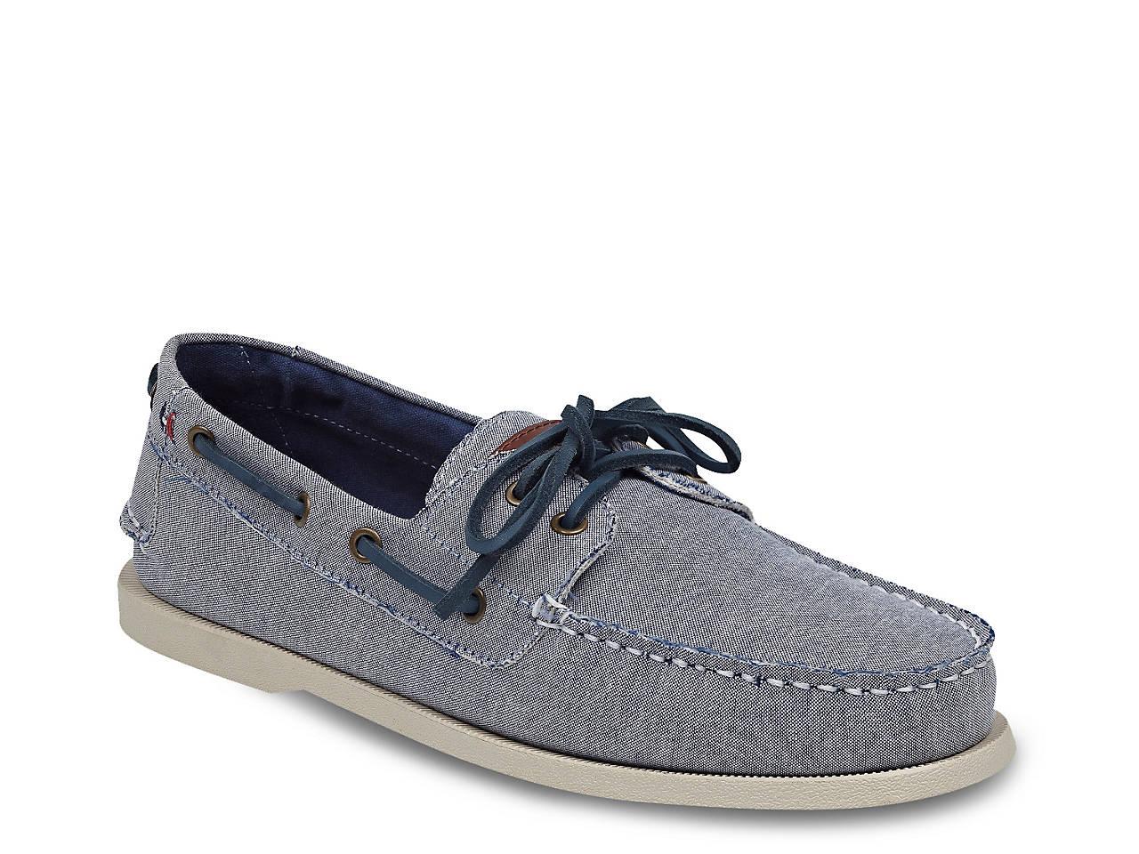 6d62fe8ad60a Tommy Hilfiger Bowman 5 Boat Shoe Men s Shoes