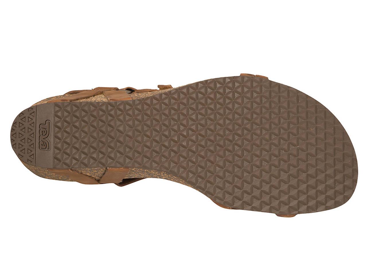 f15b43d3bbdf5 Teva Ysidro Wedge Sandal Women s Shoes