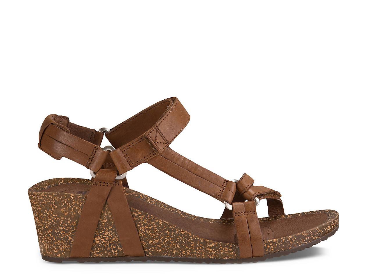 1793993e7fa Teva Ysidro Wedge Sandal Women s Shoes
