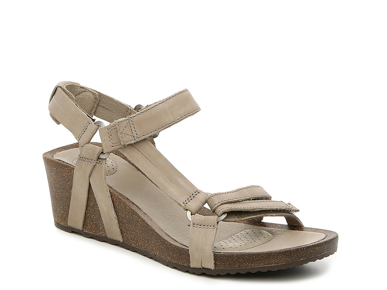 aa761724236a Teva Ysidro Wedge Sandal Women s Shoes