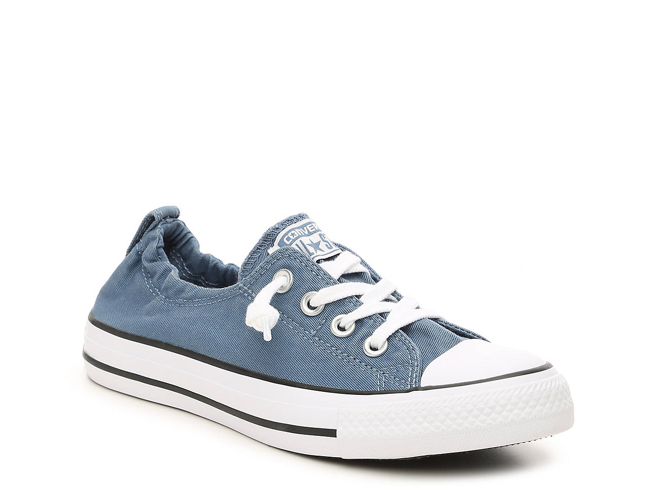 1bb6e1c82332 Converse. Chuck Taylor All Star Denim Shoreline Slip-On Sneaker - Women s