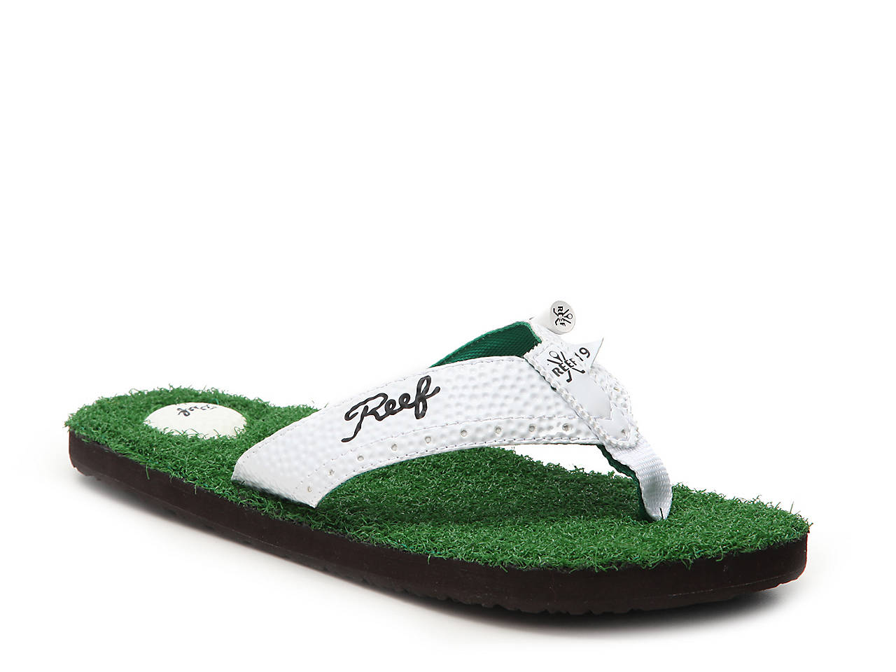 bab206ef7a82 Reef Mulligan Flip Flop Men s Shoes