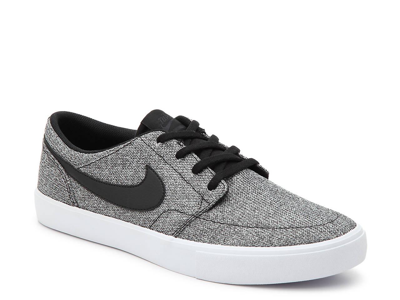 abe5eefc543b Nike SB Portmore II Canvas Sneaker - Men s Men s Shoes