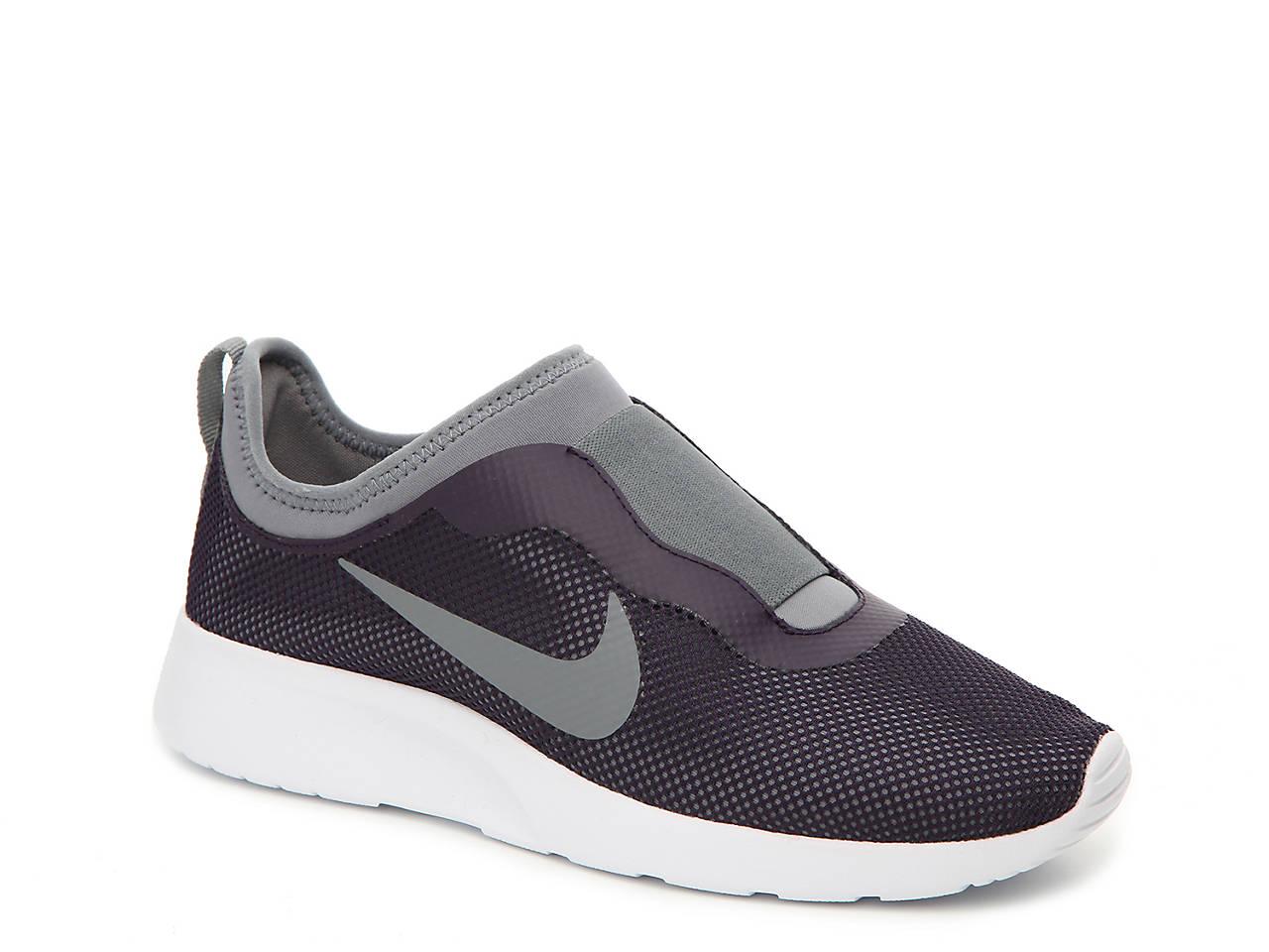 Nike Tanjun Slip Dsw On zapatilla Mujeres Zapatos Dsw Slip 1c1d45