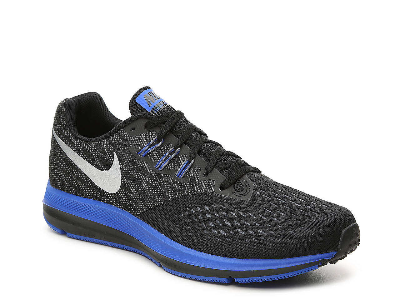 91367f15061 Nike Zoom Winflo 4 Lightweight Running Shoe - Men s Men s Shoes
