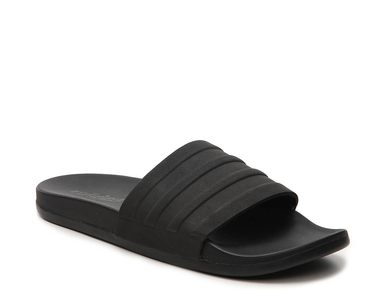 the latest 6c036 a55ed adidas. Adilette Cloudfoam Slide Sandal - Mens