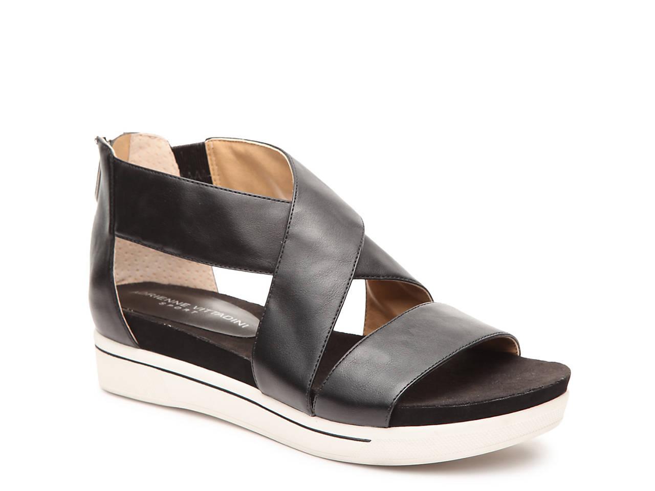 508bc2697d1 Adrienne Vittadini Claud Gladiator Sandal Women s Shoes