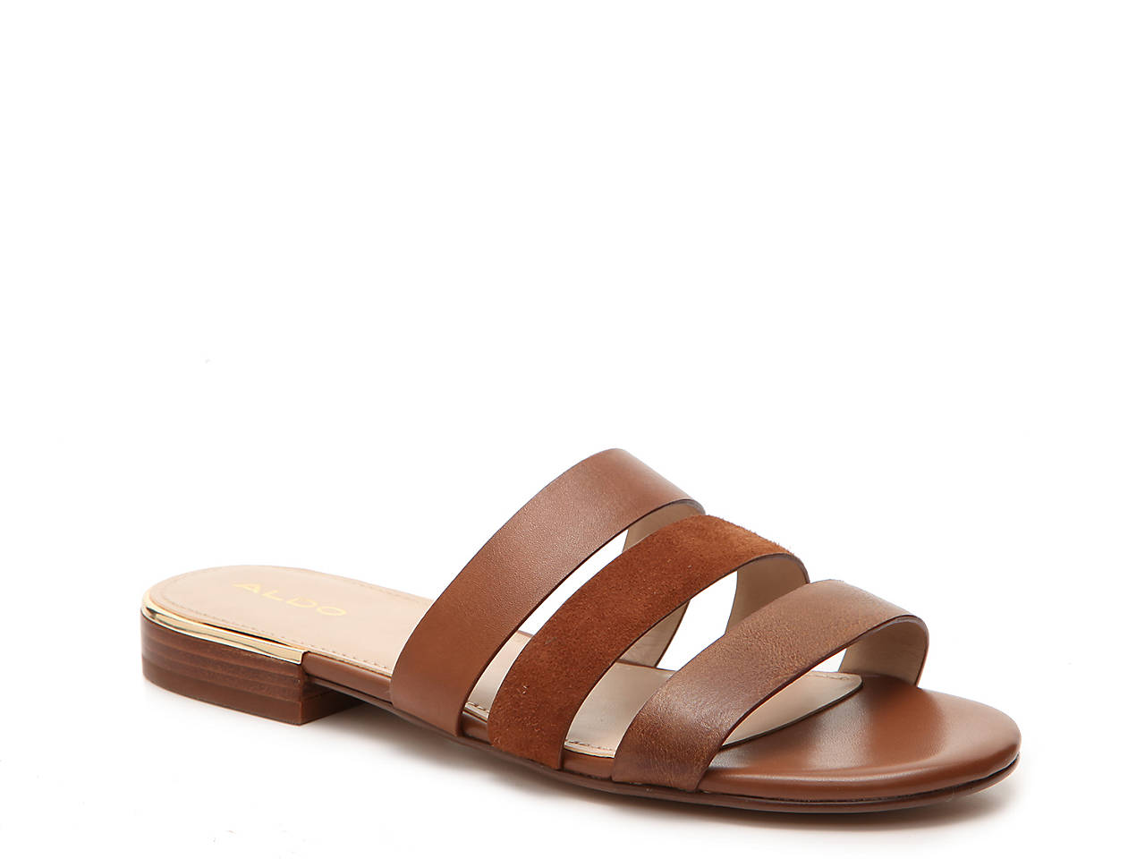 3b697f5d7 Aldo Ulerasa Flat Sandal Women s Shoes