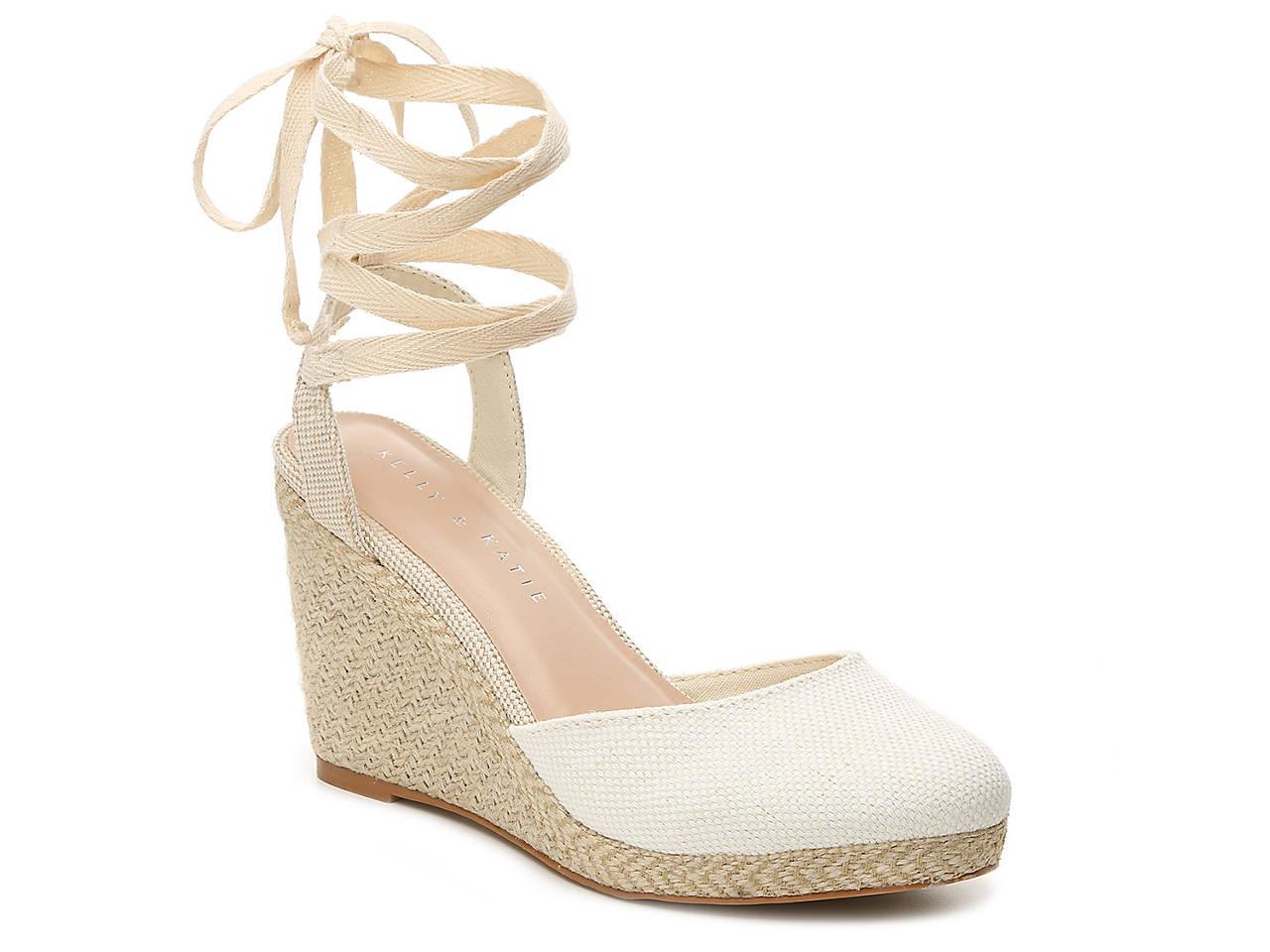 1436d5c651e Kelly   Katie Hanah Wedge Sandal Women s Shoes