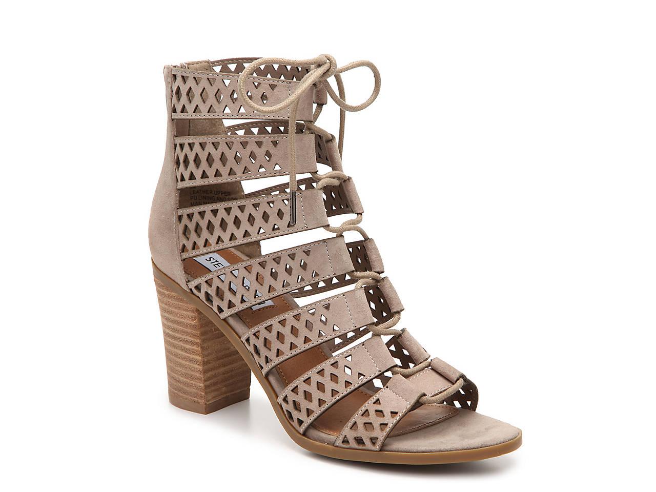 b00fce19596 Delphine Gladiator Sandal