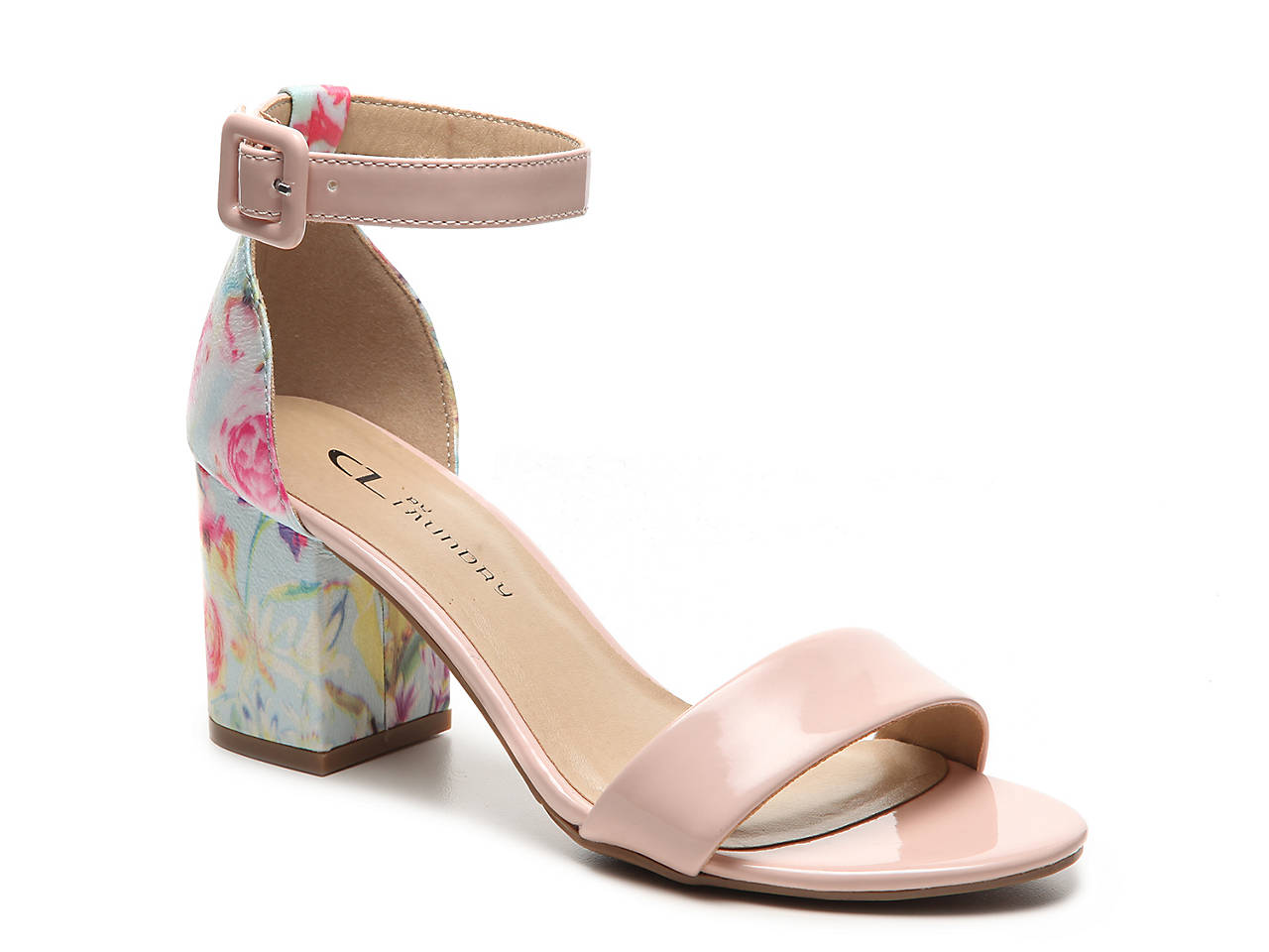 Cl By Laundry Floral Jody Sandal Women S Shoes Dsw