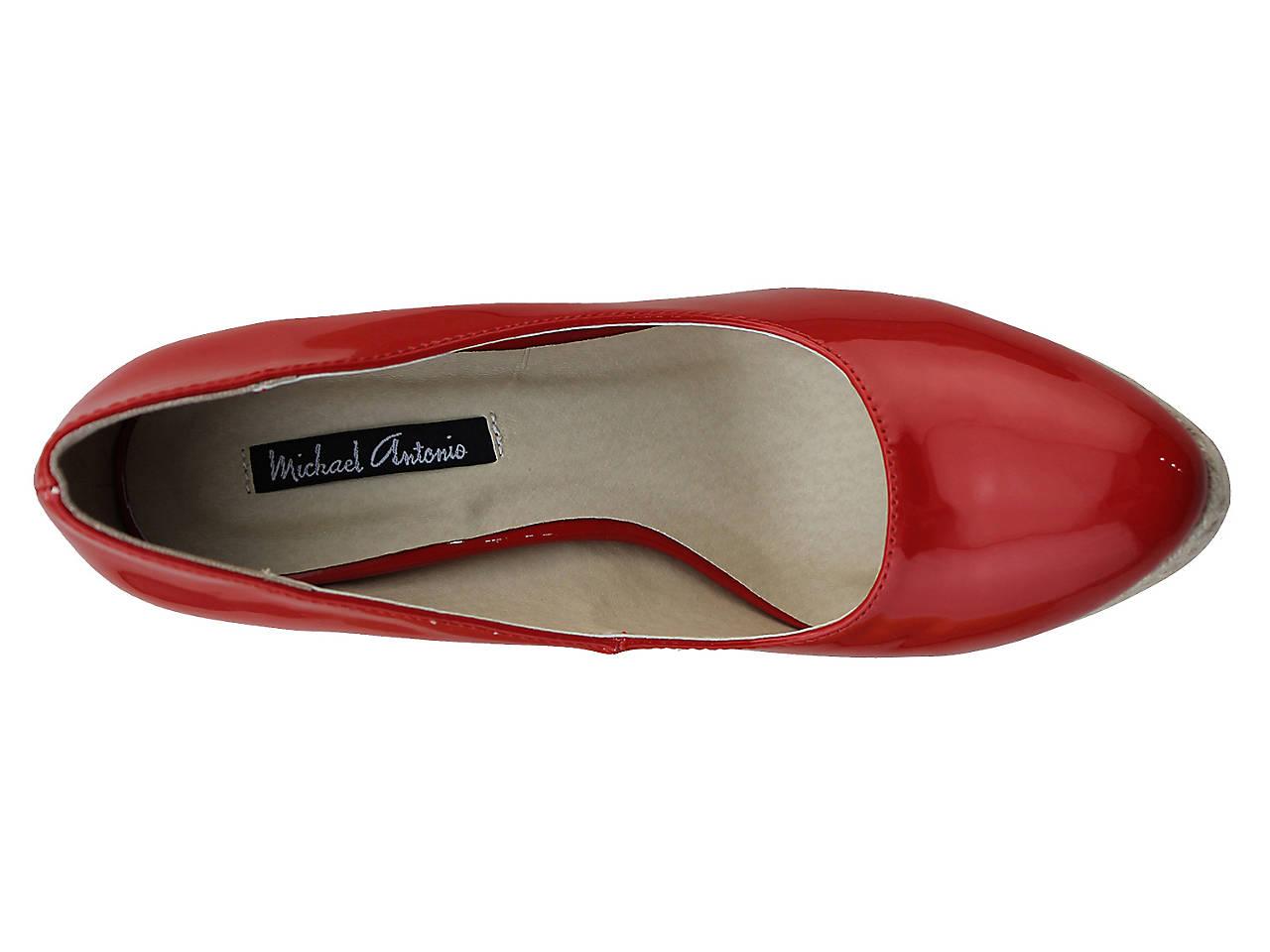 3703f184177 Michael Antonio Anabel Wedge Pump Women s Shoes