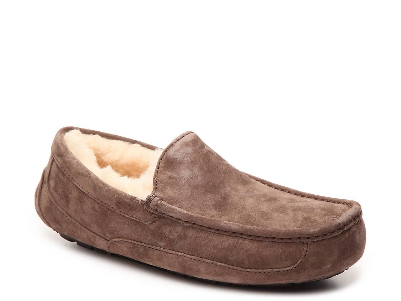 7c6c2172b UGG Australia Ascot Slipper Men s Shoes