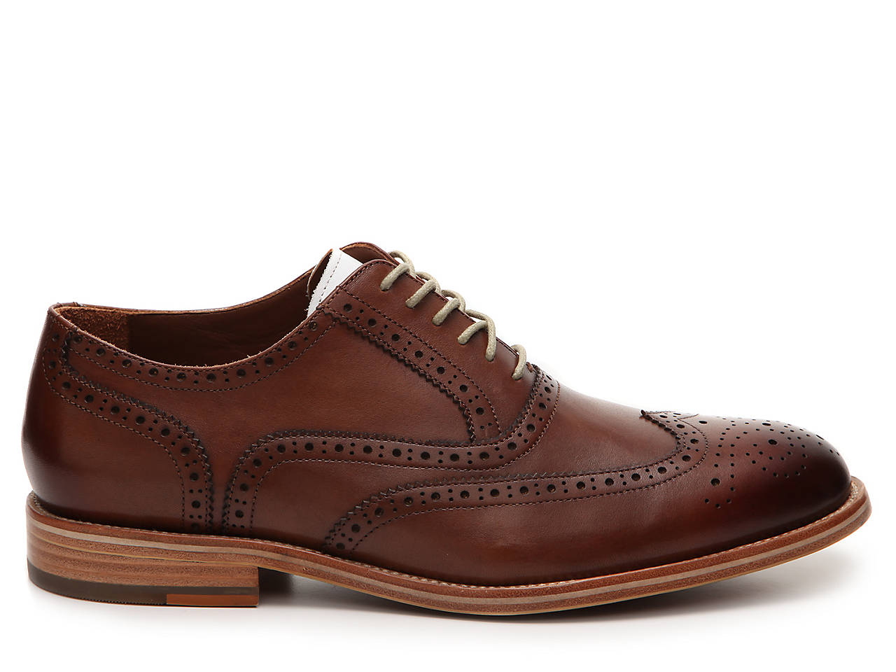 Warfield & Grand Collins Wingtip Oxford