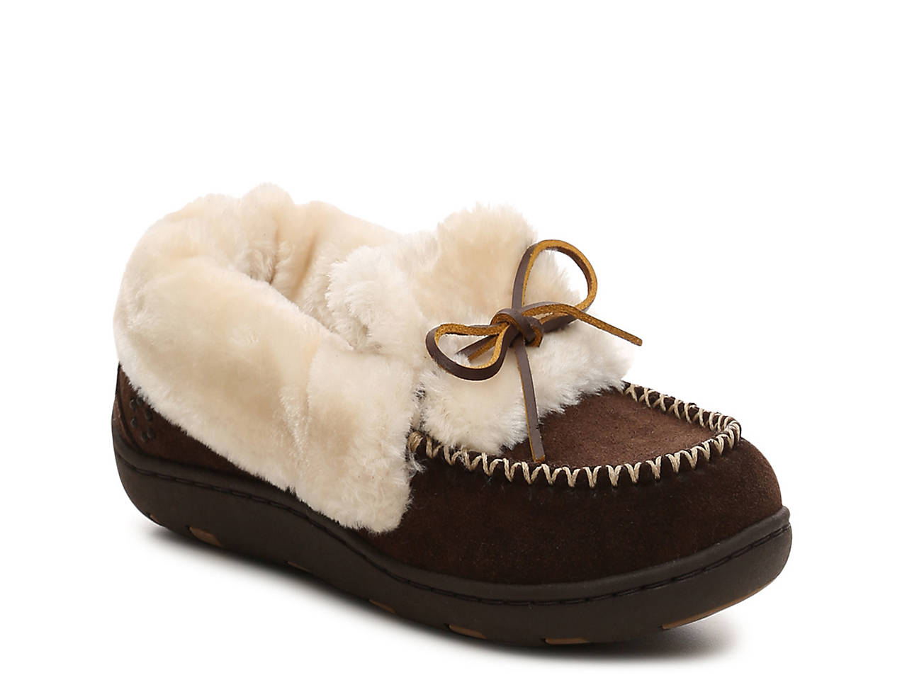 Laurin Moccasin Slipper