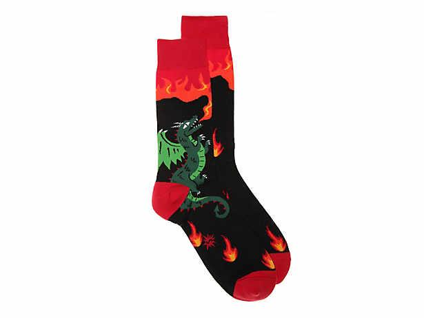 spitfire mens dress socks - Light Up Christmas Socks
