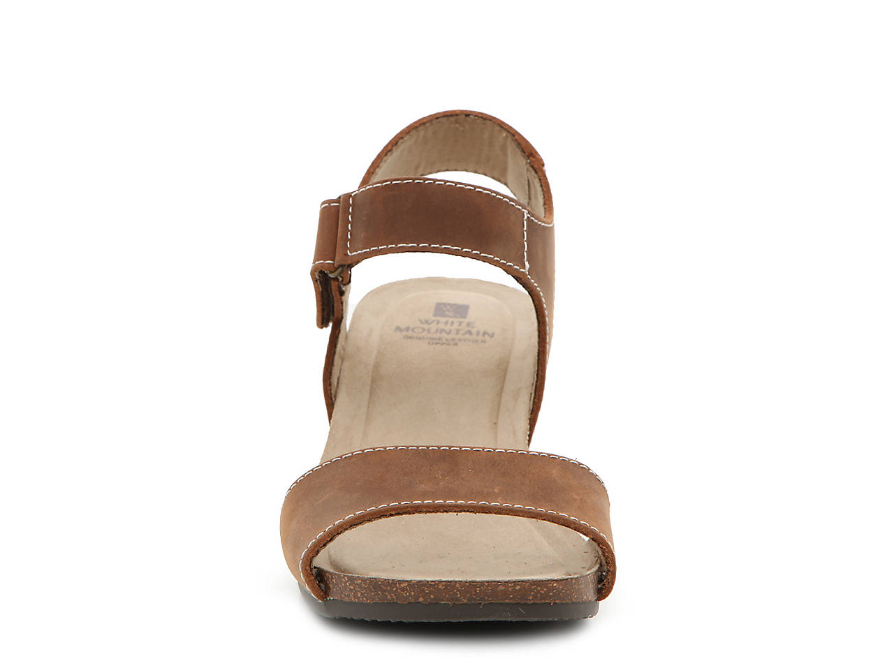 763b8d6e97bf White Mountain Haines Wedge Sandal Women s Shoes