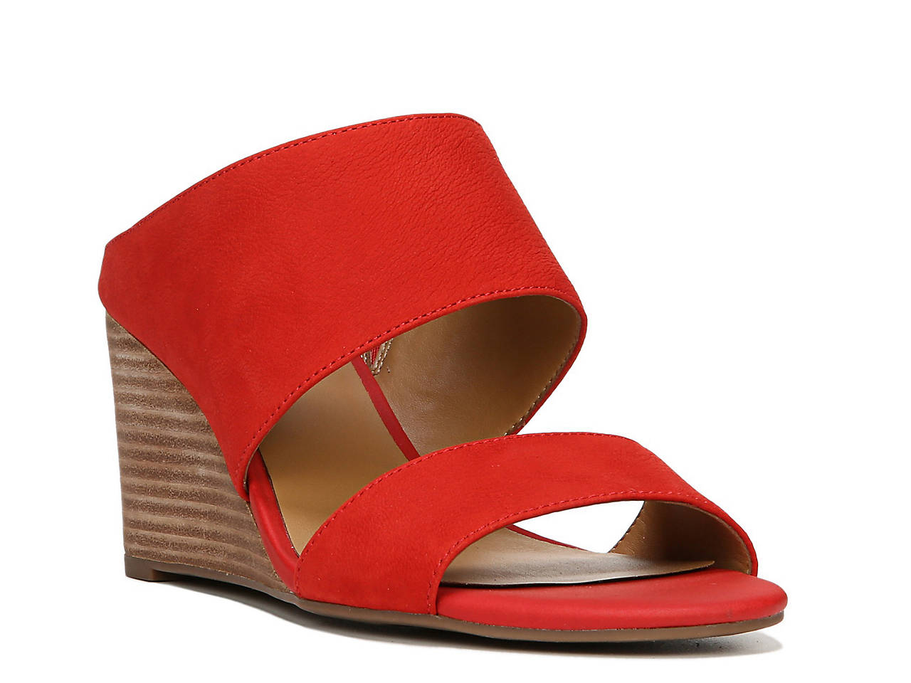 68462930fe3 Franco Sarto Mingle Wedge Sandal Women s Shoes