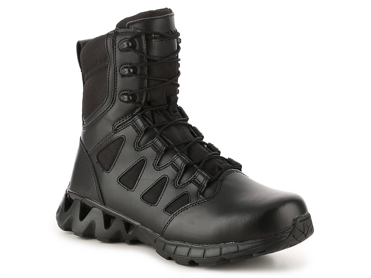 Reebok Zigkick Tactical Hi Work Boot Men s Shoes  f9bd87af3