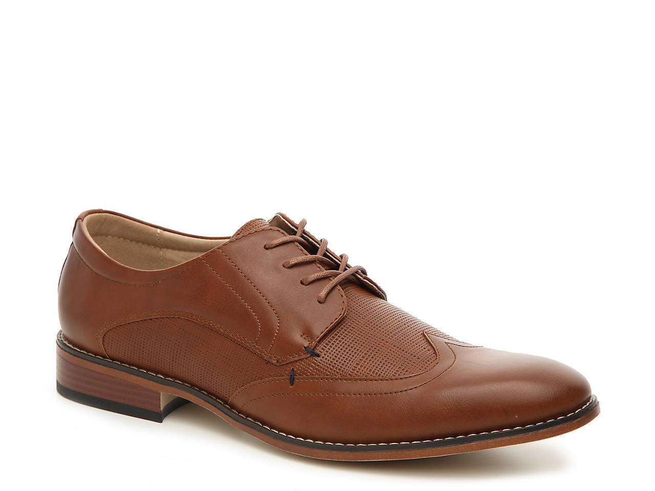 Holston Wingtip Oxford
