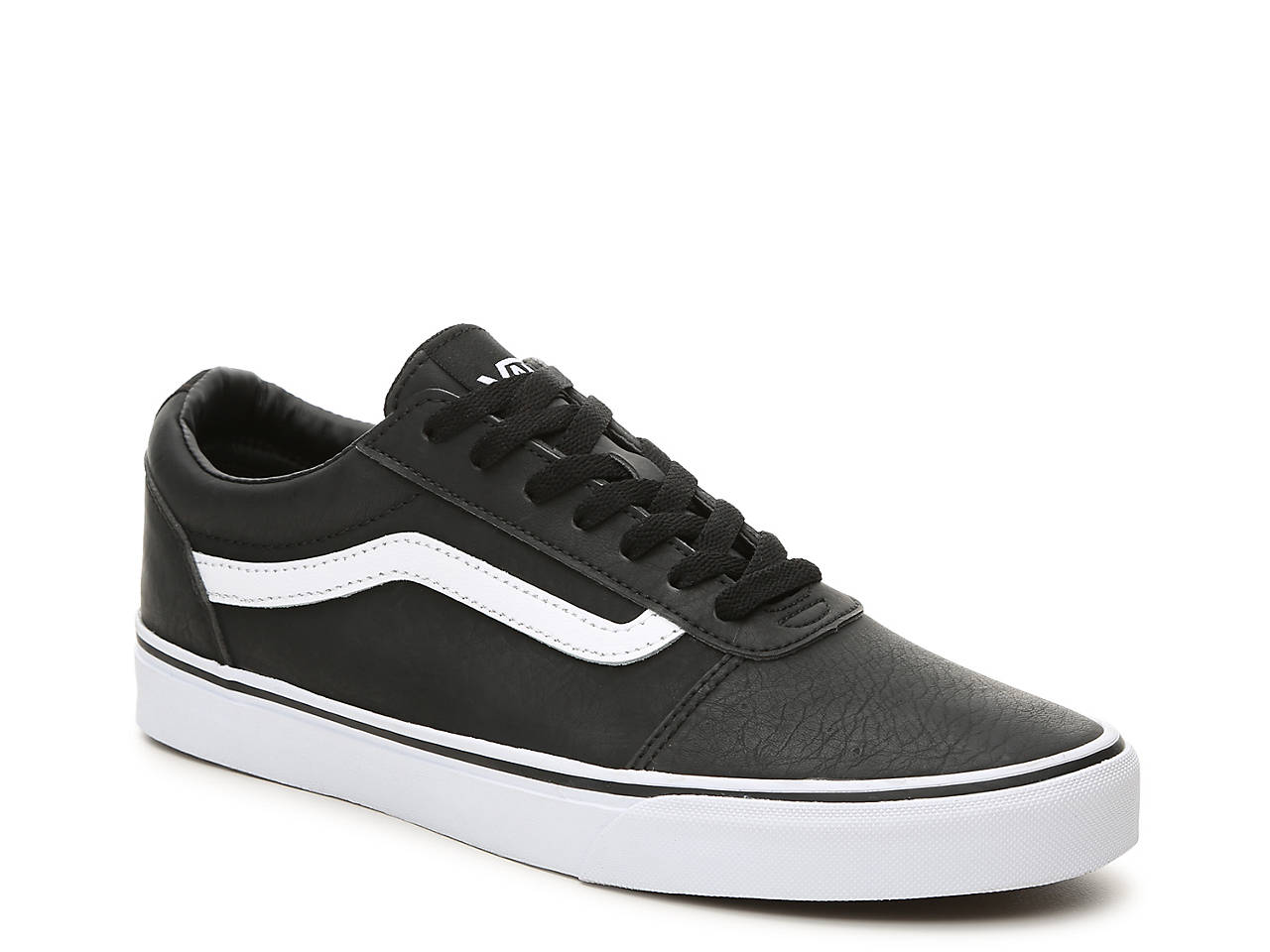 3d514372d0f Vans Ward Lo Leather Sneaker - Men s Men s Shoes
