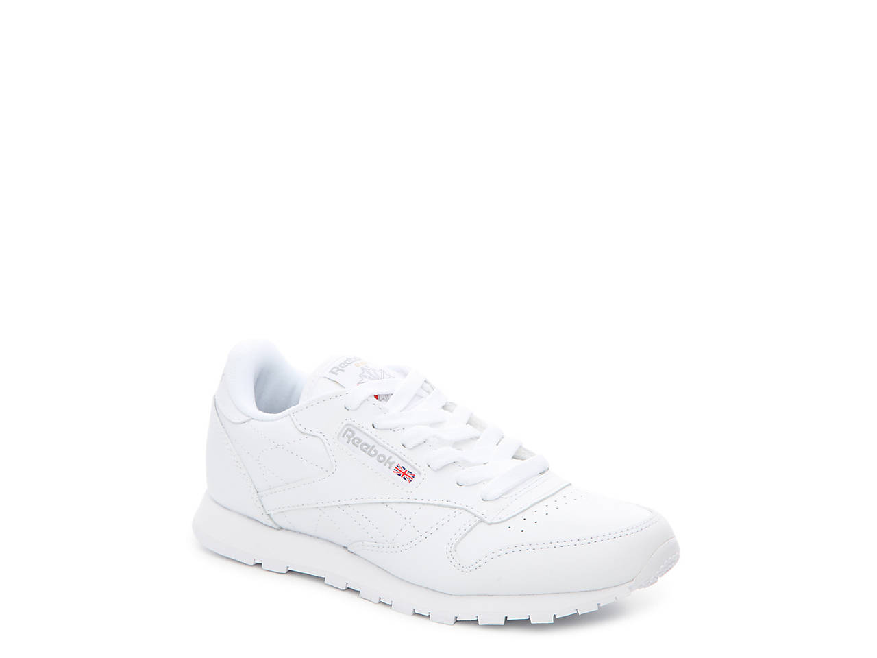 1a41c61848545 Reebok Classic Leather Youth Sneaker Kids Shoes