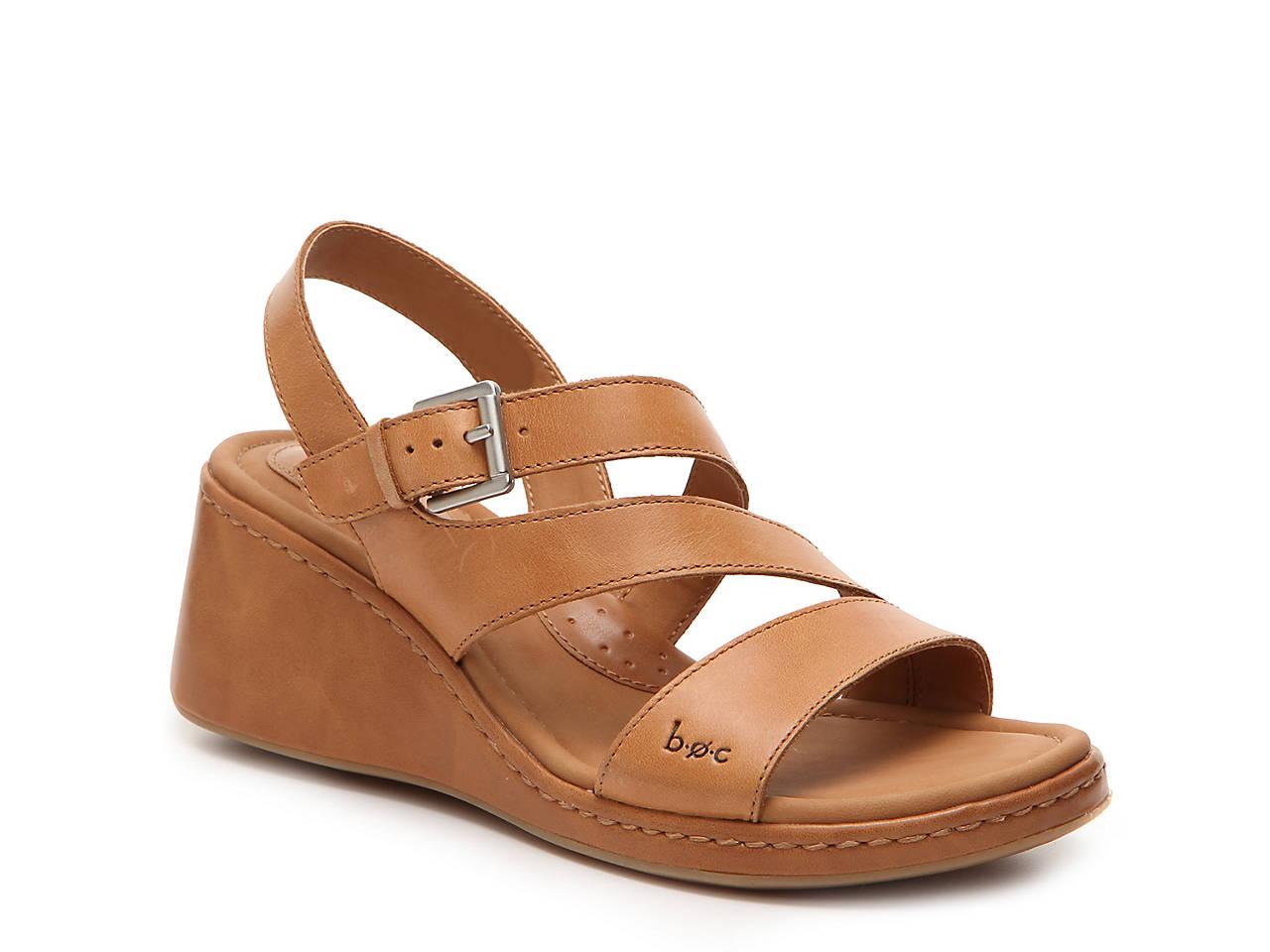 78aa0707d98c b.o.c Alma Wedge Sandal Women s Shoes