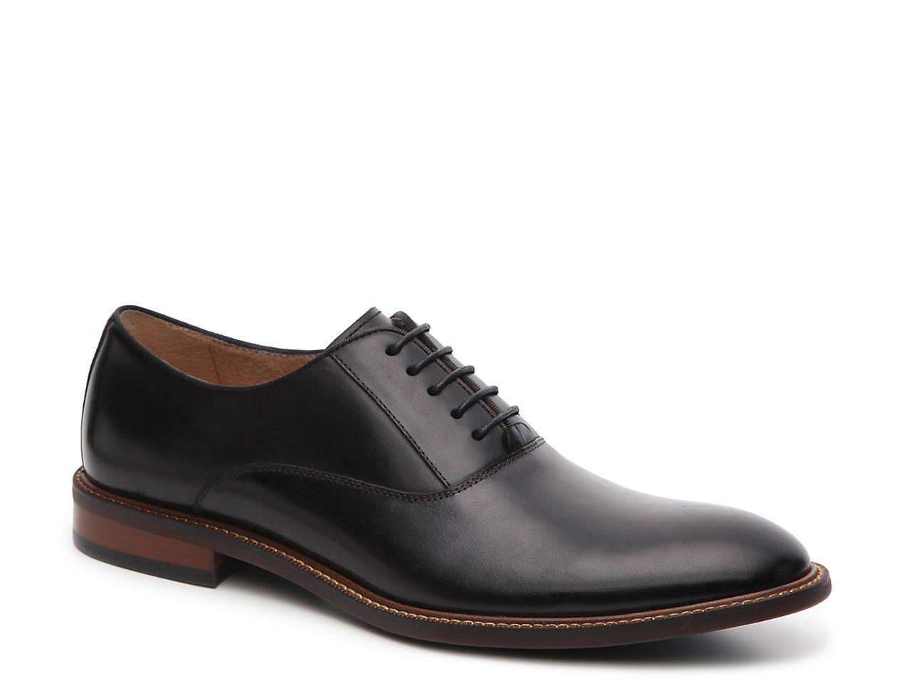Fashionable Style Men Aston Grey Lan Cap Toe Oxford Brown - H4Y0614841