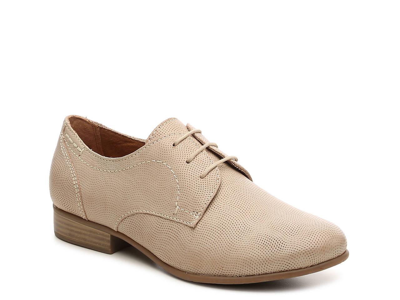 5d30a80ddca35b Tamaris Leather Oxford Women's Shoes   DSW