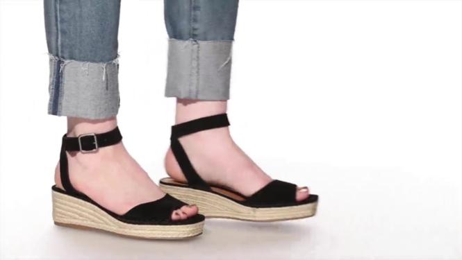 d68955645b0 Elody Wedge Sandal