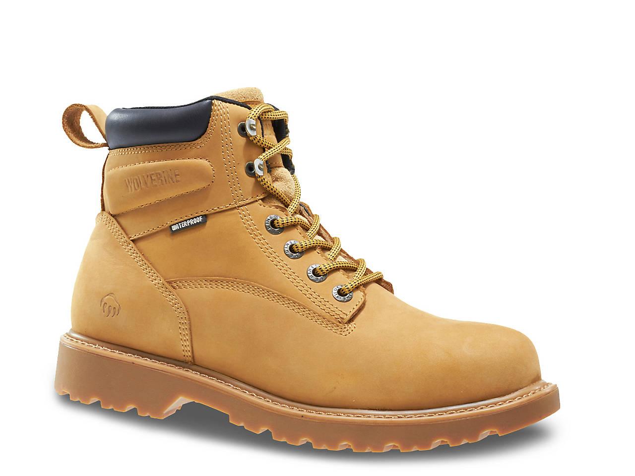 00ef7079aeb Floorhand Steel Toe Work Boot