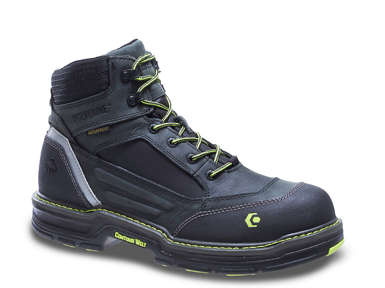 dbabc9205a9 Overman Work Boot
