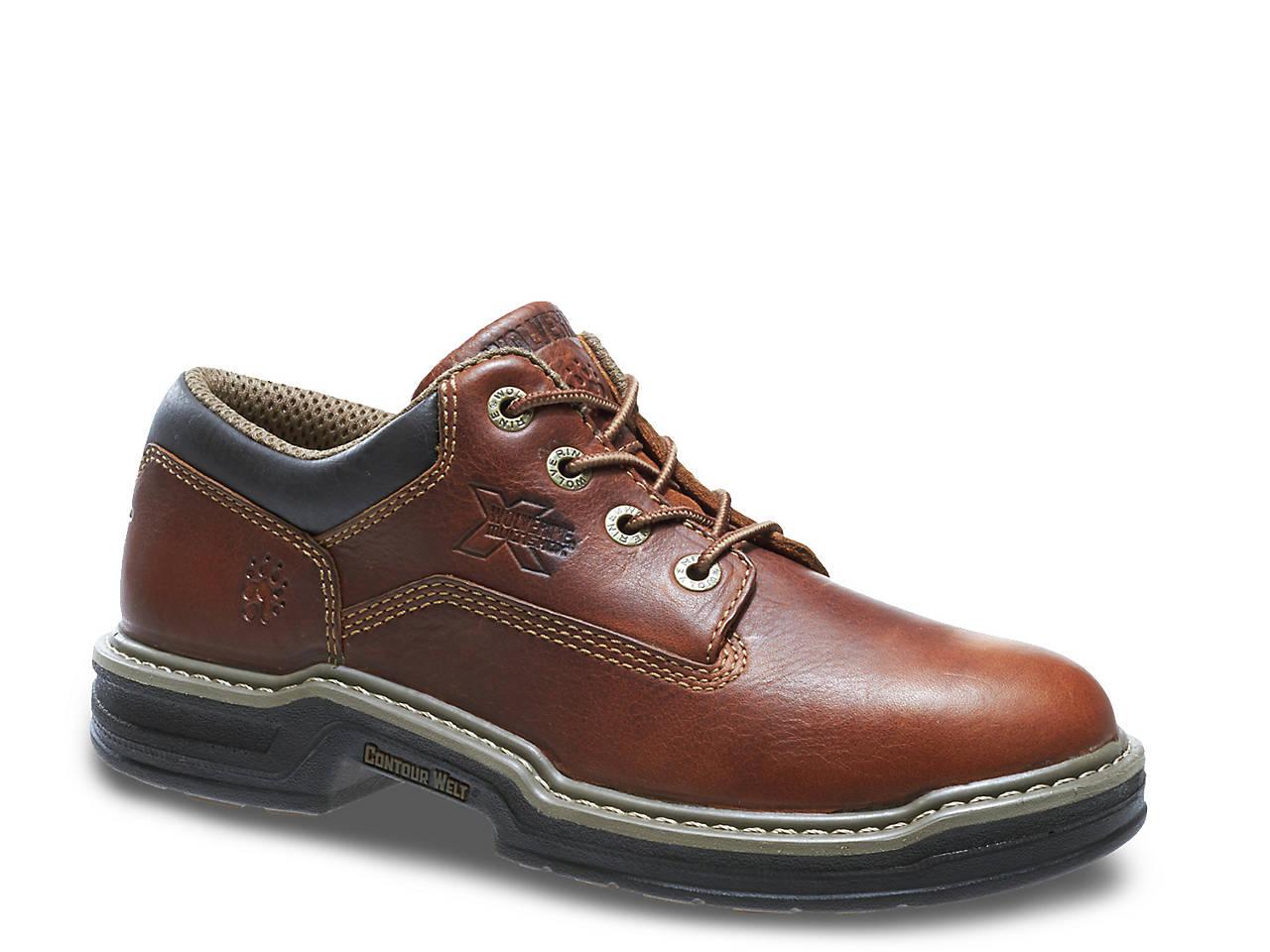 Wolverine Raider Work Shoe Men S Shoes Dsw