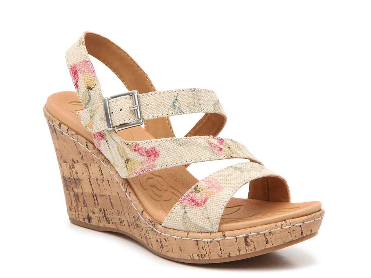 6ba505dba3c b.o.c Schirra Wedge Sandal Women s Shoes