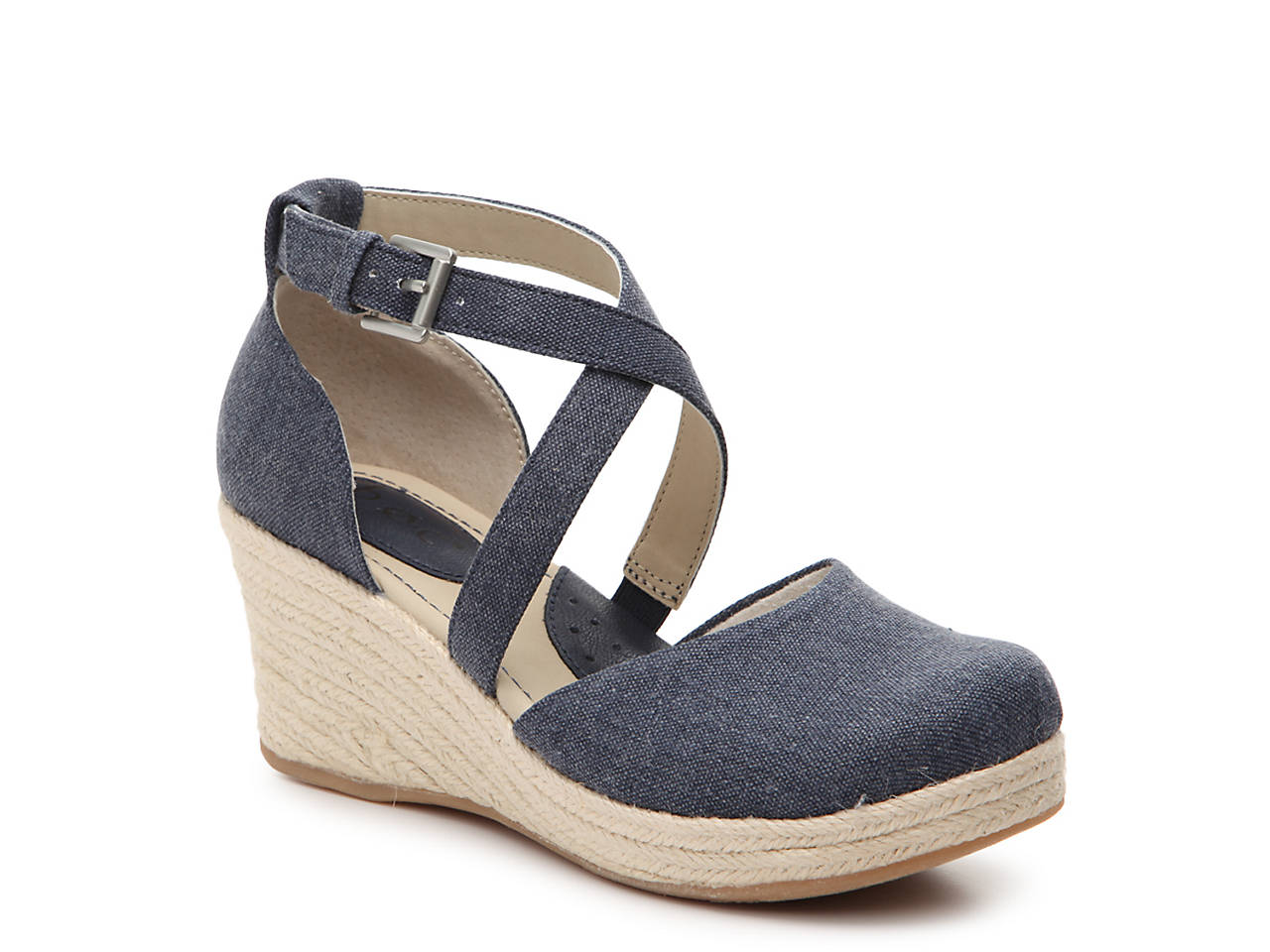 031caf14875d b.o.c Bree Espadrille Wedge Pump Women s Shoes