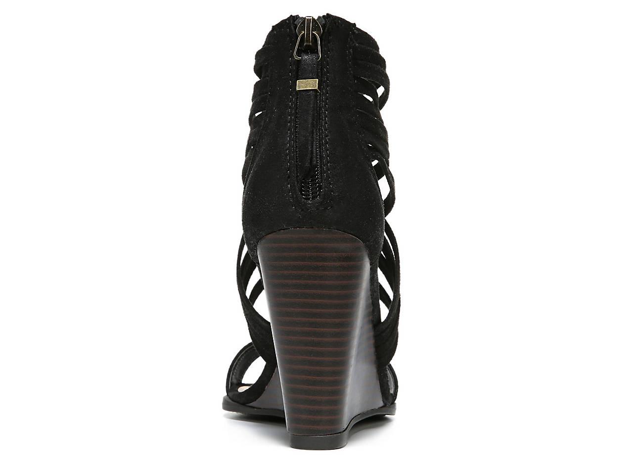 6d03a94d6a37 Fergalicious Hunter Wedge Sandal Women s Shoes