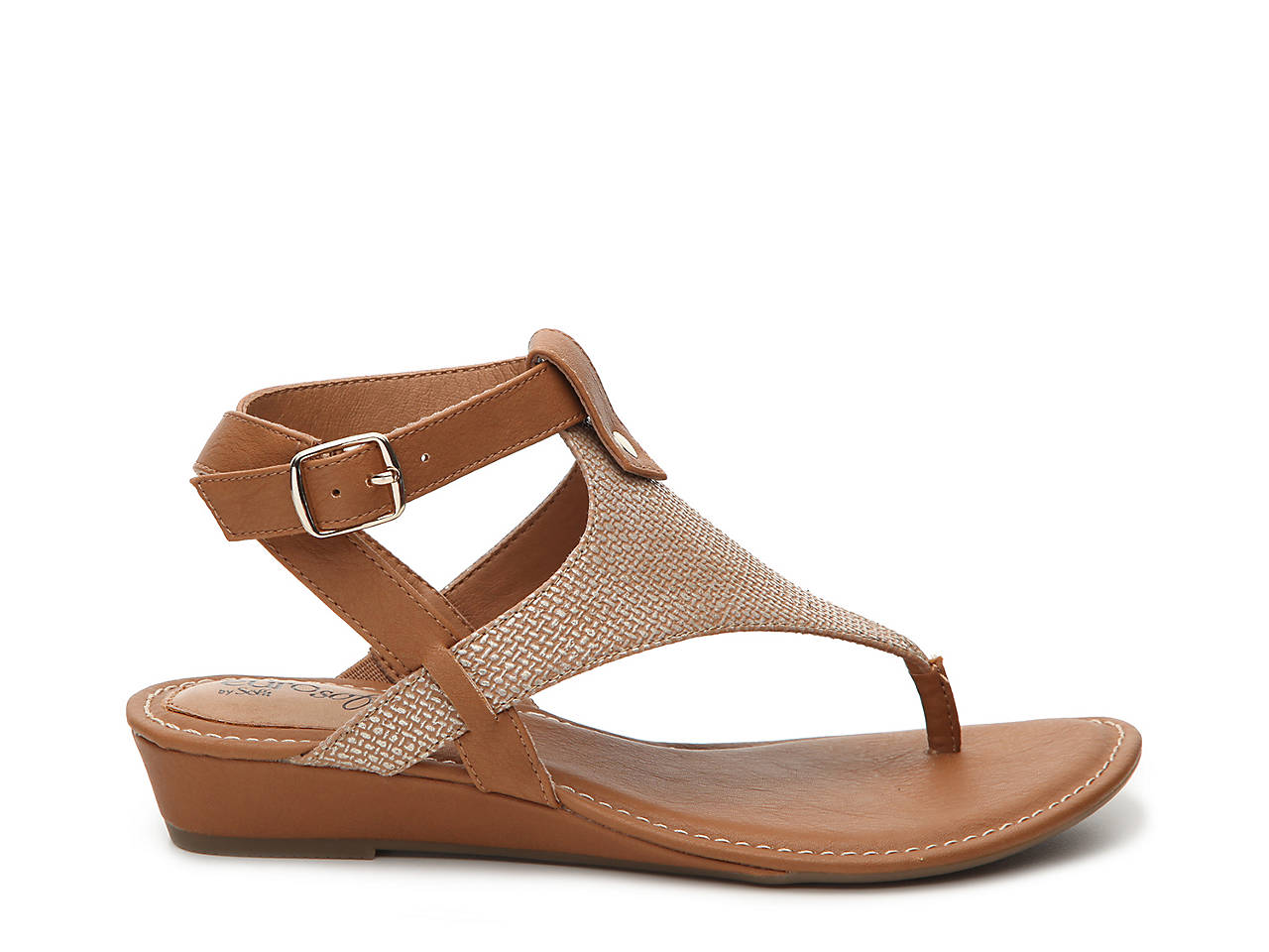 ab56b4f9215 Eurosoft Missy Wedge Sandal Women s Shoes