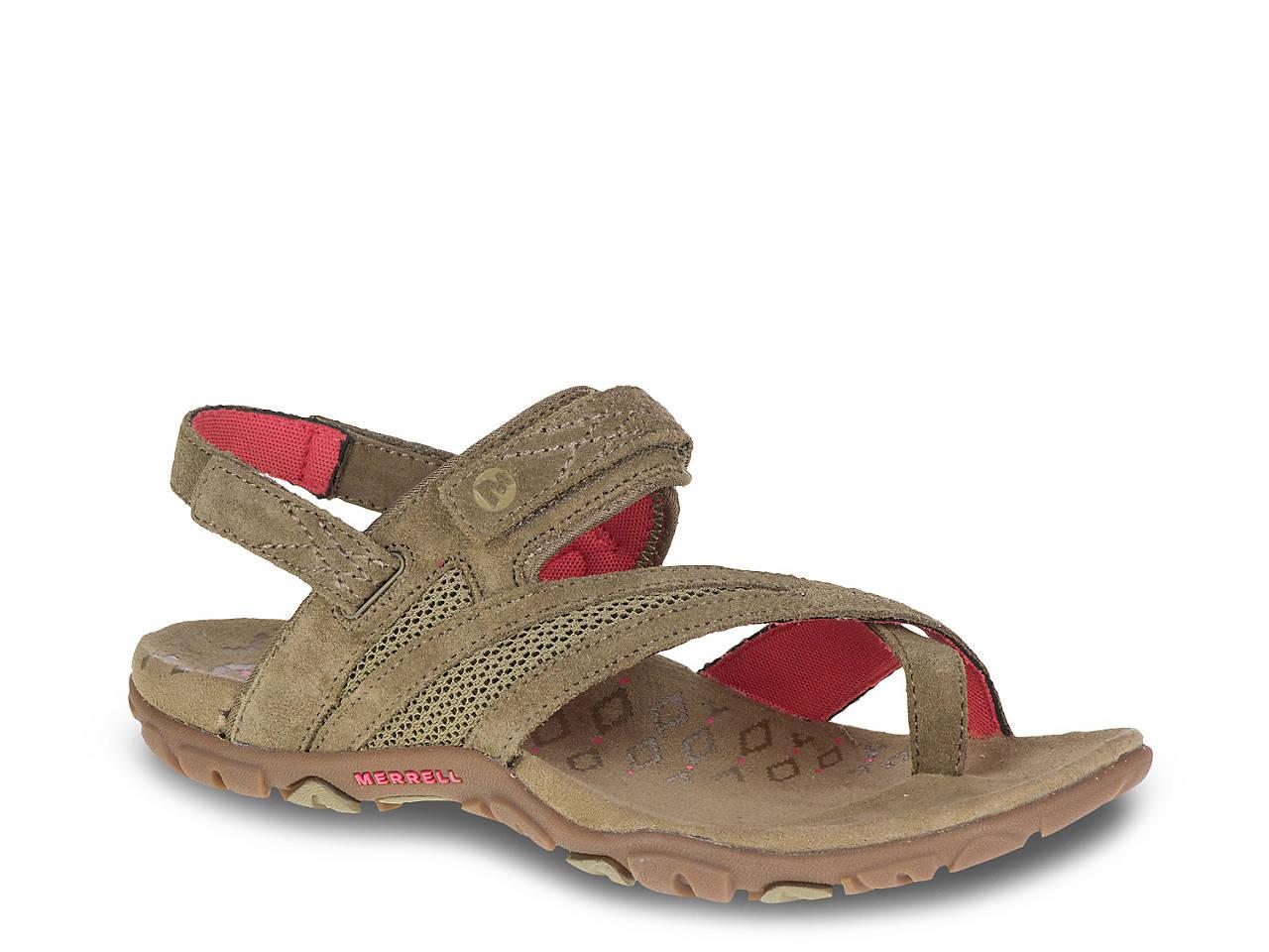 37796fc2b126 Merrell Sandspur Delta Sport Sandal Women s Shoes