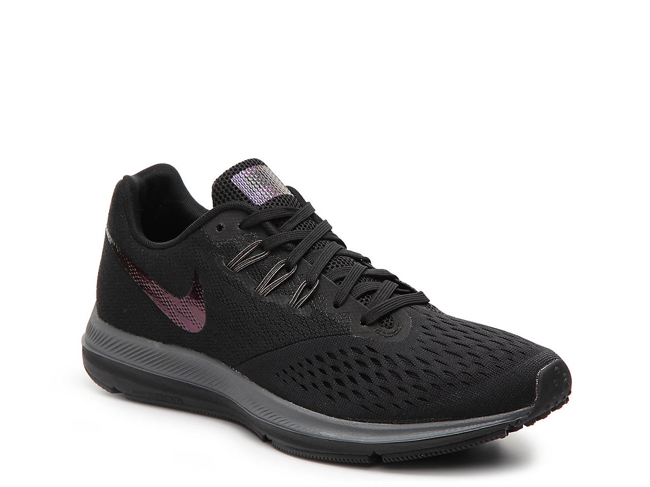 26b47852fd40 Nike Zoom Winflo 4 Lightweight Running Shoe - Women s Women s Shoes ...