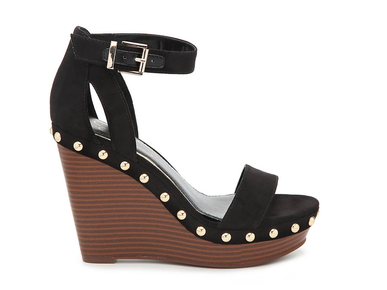 6c0cf18c593 Jessica Simpson Jaylow Wedge Sandal Men s Shoes