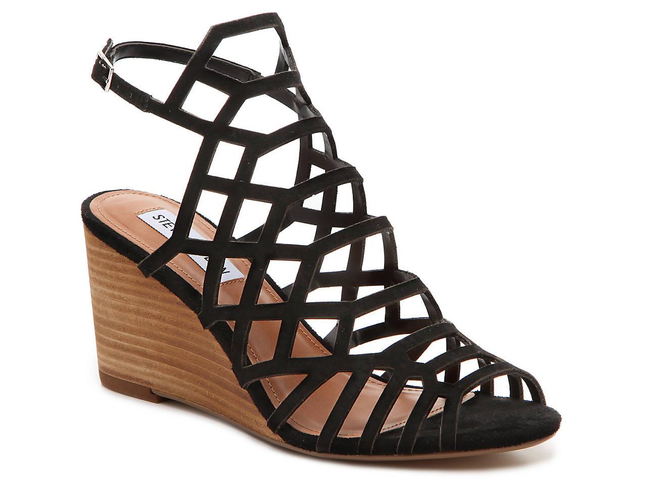 e4242d1c9d1 Steve Madden Caileen Wedge Sandal Men s Shoes