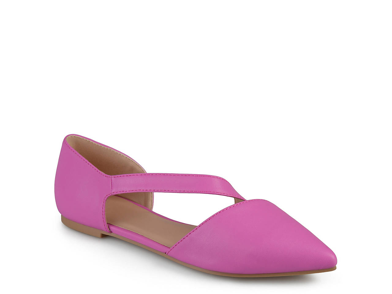 Journee Collection Landry ... Women's Pointed Flats ihWeZt4Yh4
