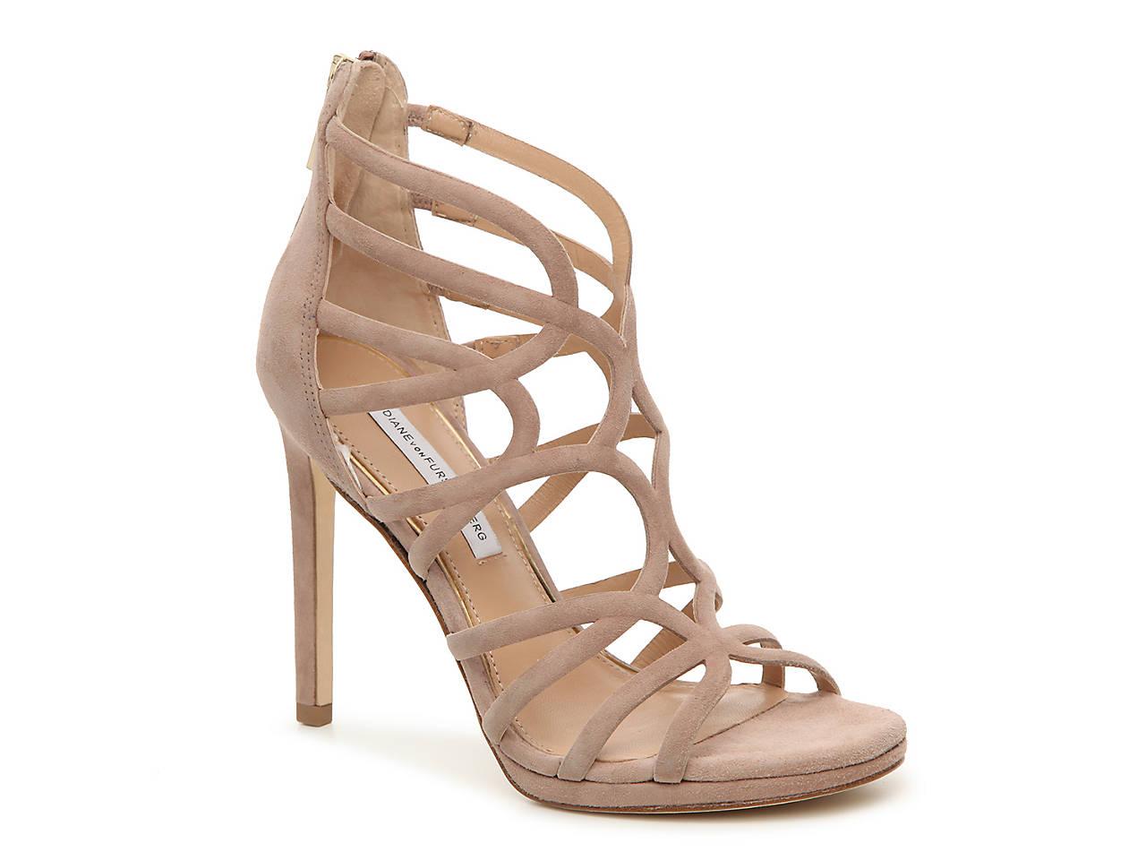 6a2531de8b7 Diane von Furstenberg Kalyan Sandal Women s Shoes