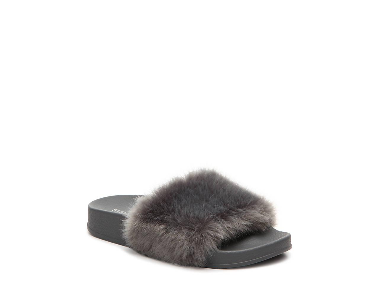 da7592dda Steve Madden Softey Youth Slide Sandal Kids Shoes | DSW