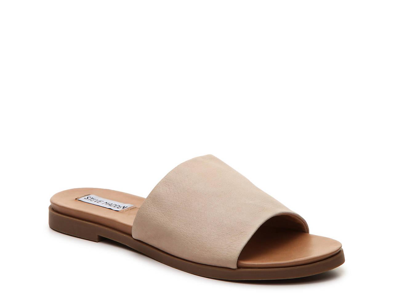 Womens Knot Slider Open Toe Sandals Warehouse RwITvuWwjK