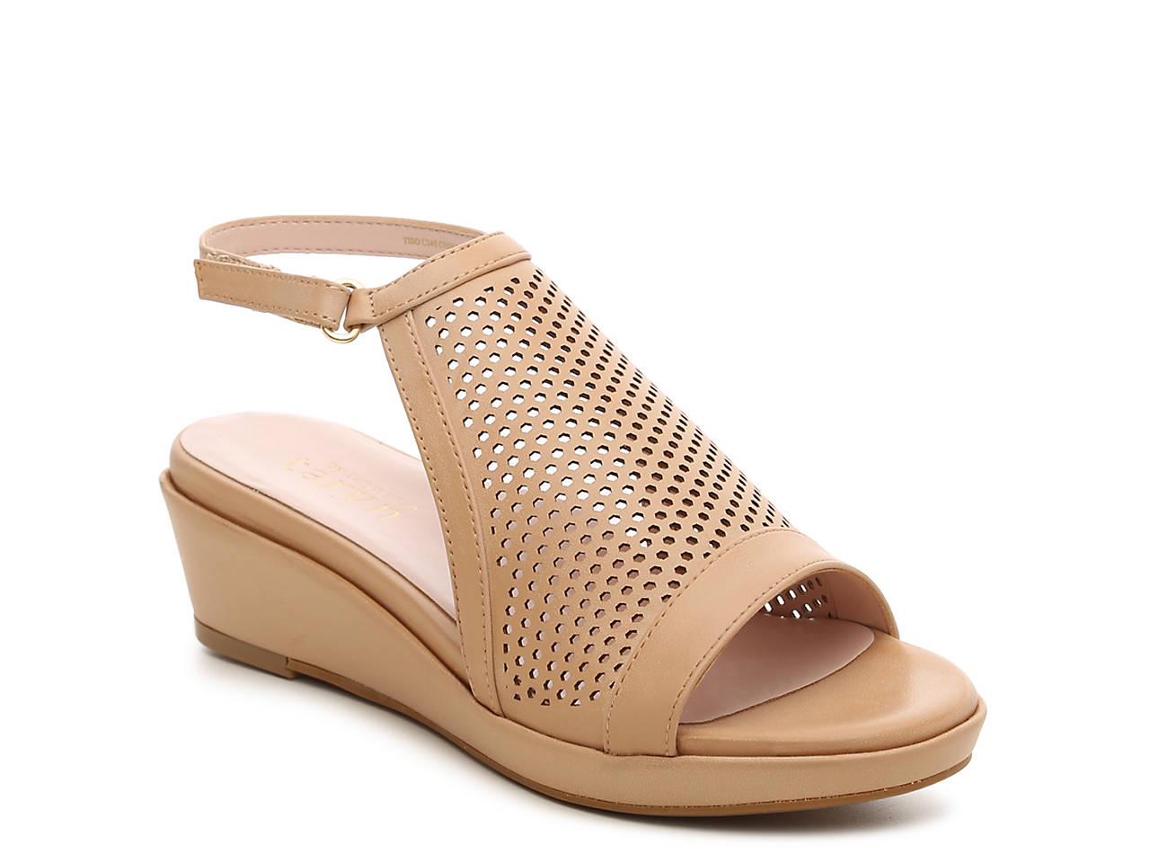 d67669d925b Taryn by Taryn Rose Tiso Wedge Sandal Women s Shoes