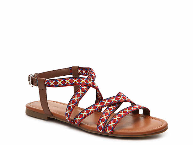 Camrie Flat Sandal
