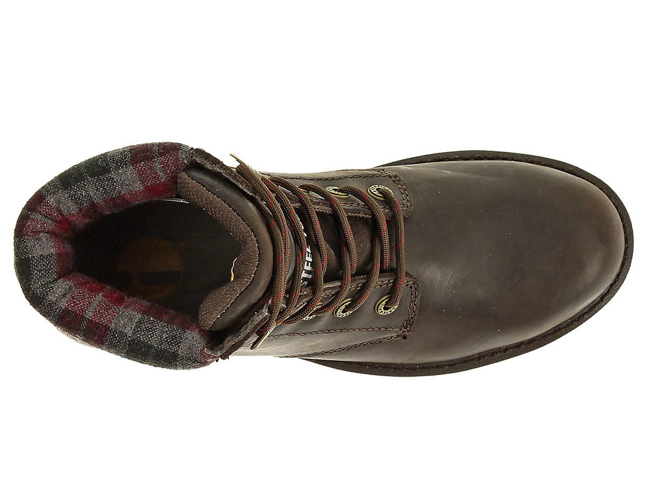 online enjoy discount price shop for Caterpillar Kenzie Work Boot Women's Shoes | DSW