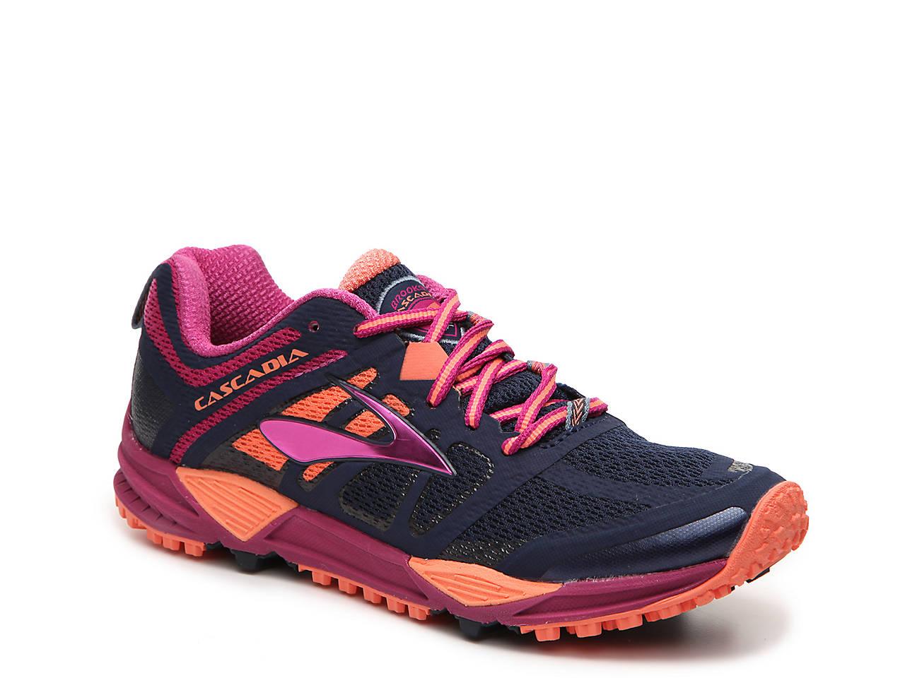 74fe4ecc0a0 Brooks Cascadia 11 Performance Trail Running Shoe - Women s Women s ...