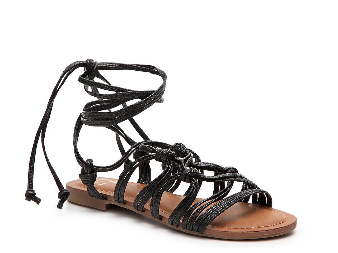 257558f3f6d Mix No. 6 Vayma Flat Sandal Women s Shoes